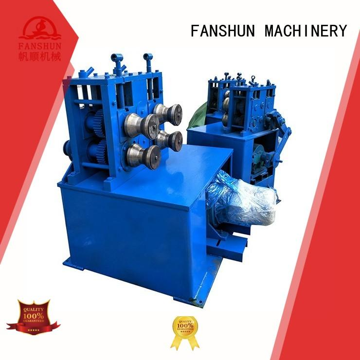 FANSHUN affordable bronze billet equipment for copper production in workhouse