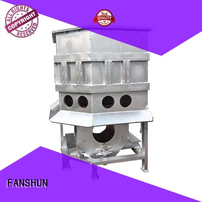 FANSHUN best die casting machine with good price for copper