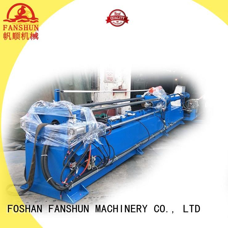 easy operating ball valve forging machine surface in factory