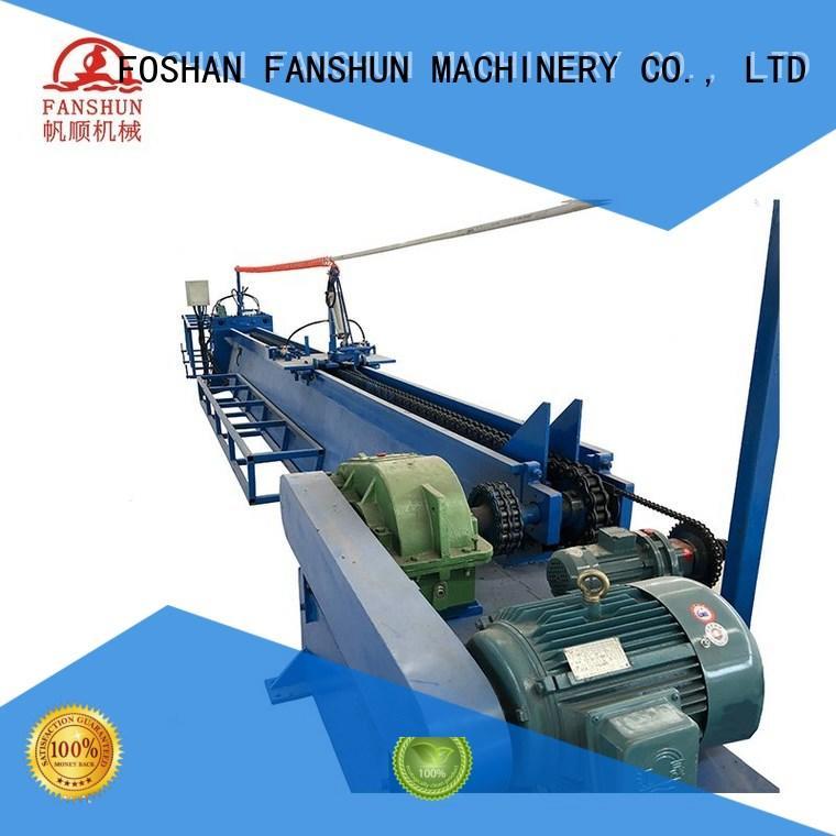 brass bar peeling machine production automatic Warranty FANSHUN