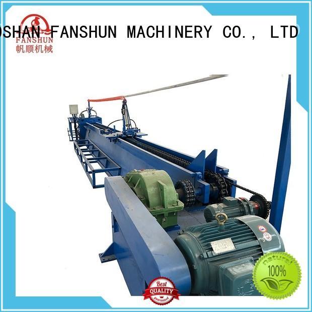 brass line automatic FANSHUN Brand peeling machine supplier
