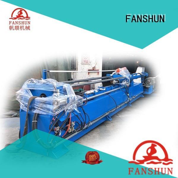 FANSHUN inexpensive brass rod continuous casting machine brass for aluminium