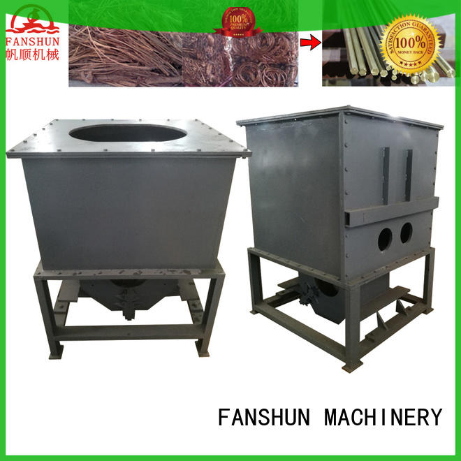safety peeling machine cooling for brass production in industrial park