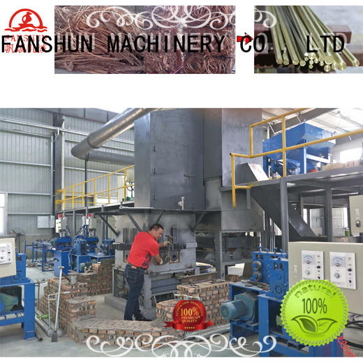 eco-friendly bronze production line bronze for aluminum bar in factory