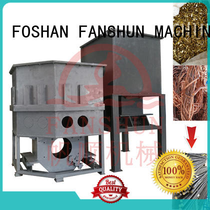 FANSHUN new-arrival bronze production line for bronze tube in industrial park