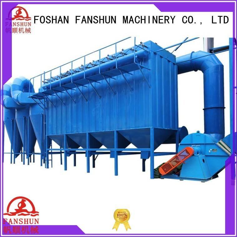 FANSHUN safety lead ingot casting machine for brass production in workhouse