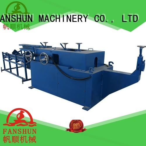 precision barshexagons automatic OEM brass hinge making machine FANSHUN