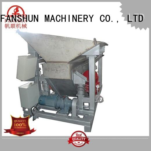 FANSHUN first-rate brass sheet plant factory price