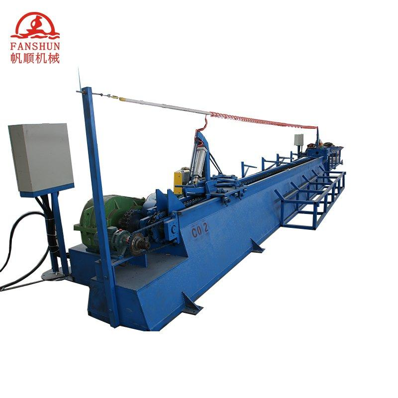 High efficiency automatic continuous brass round bar peeling machine manufacturer