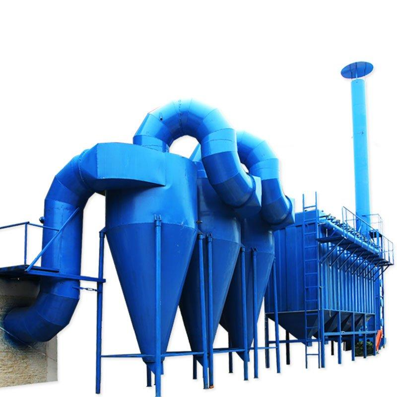 Environmental protection industrial dust removing collector bag filter equipment manufacturers