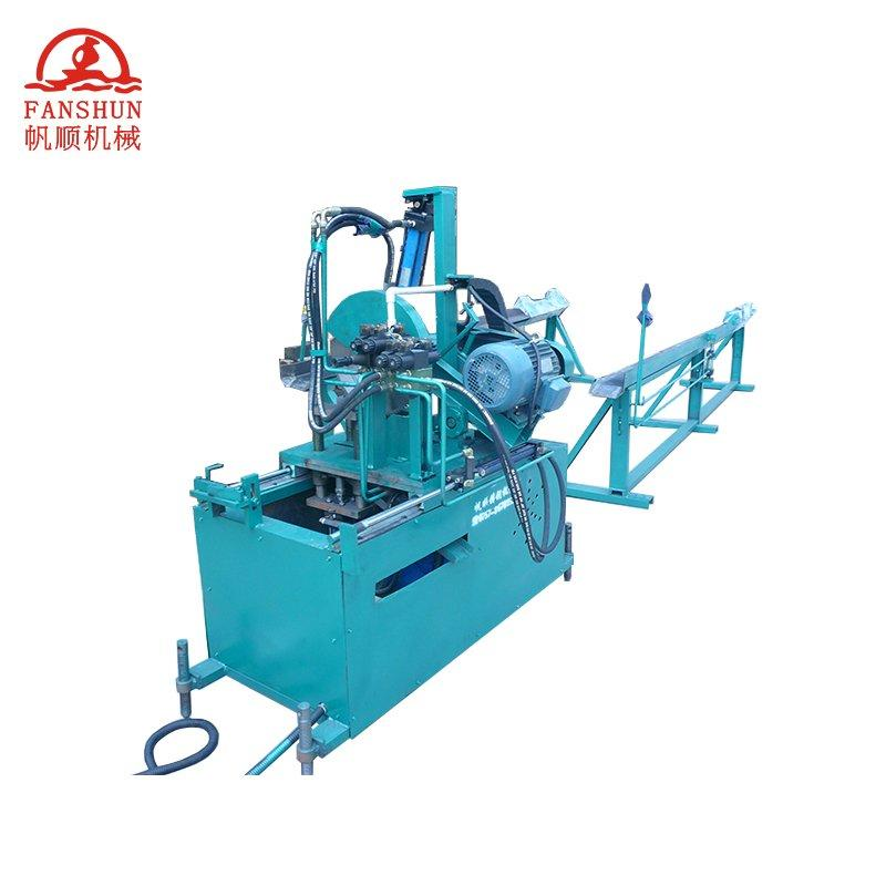 Automatic industrial hydraulic cutting machine for brass bar manufacturer