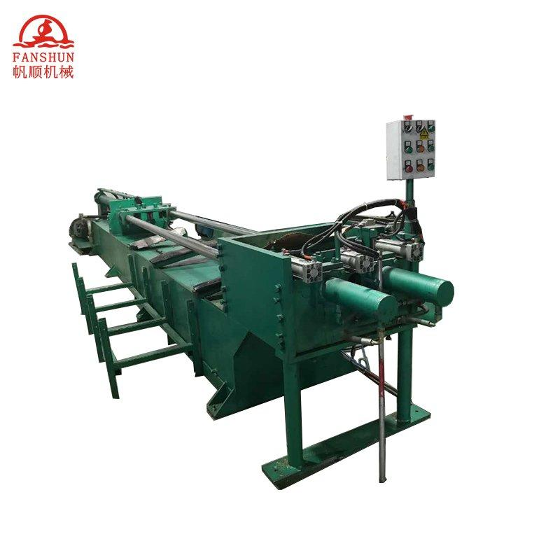 Oxygen free copper bar,brass rod push peeling machine remove the copper oxide surface