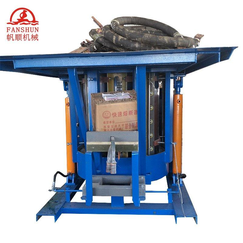 Copper intermediate frequency induction melting furnace manufacturer
