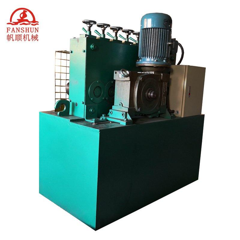 New type 13 roller round and hexagon brass rod straightening machine for sale