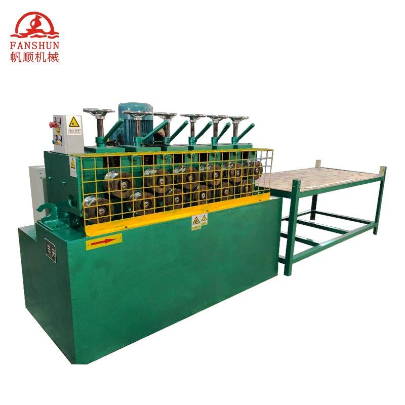 High efficiency 12 roller brass rod,tube straightening machine manufacturers