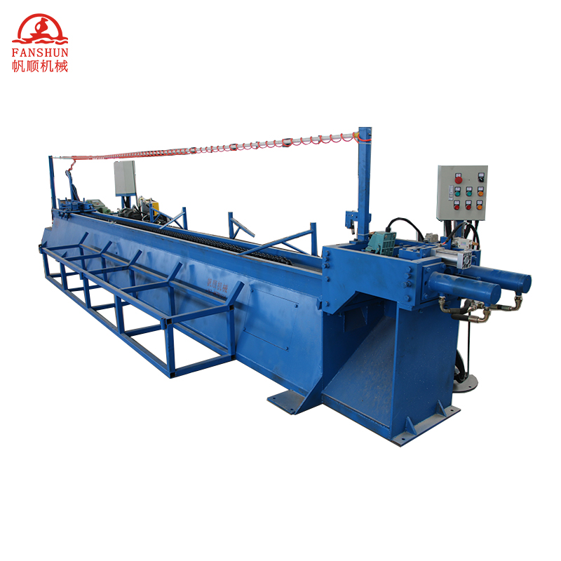 FANSHUN  High quality automatic brass rod,copper bar peeling machine manufacturers Brass rod/Brass tube production line image7
