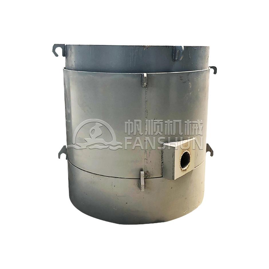 Fuel gas ordinary furnace