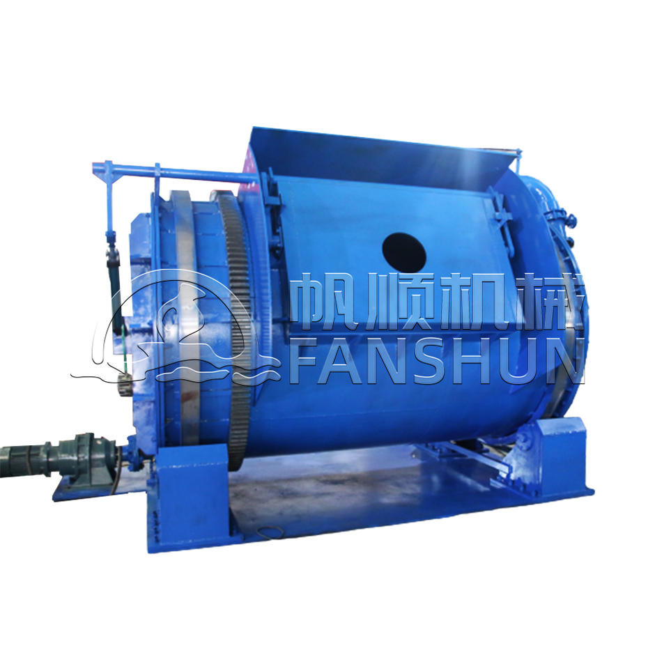 Liquefied petroleum gas aluminum alloy 3 tons tilting rotary furnace