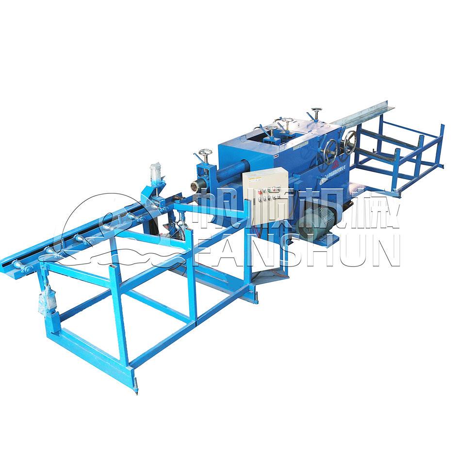 Φ30-100 Two Wheels Big Round Bar Straightening Machine