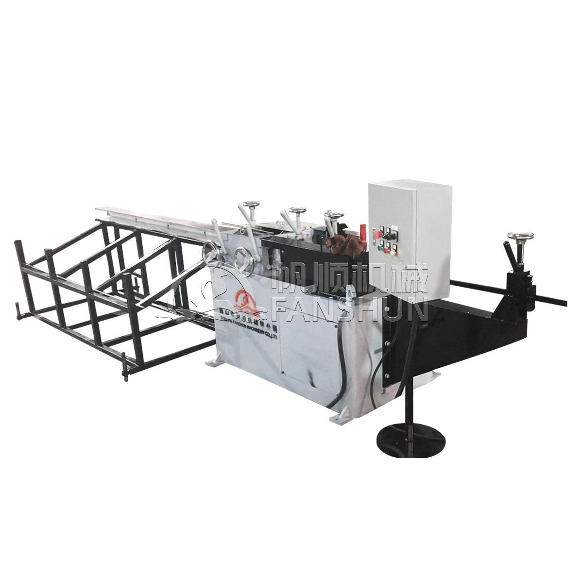 Φ5-20mm Two Wheels  Round Bar Straightening Machine