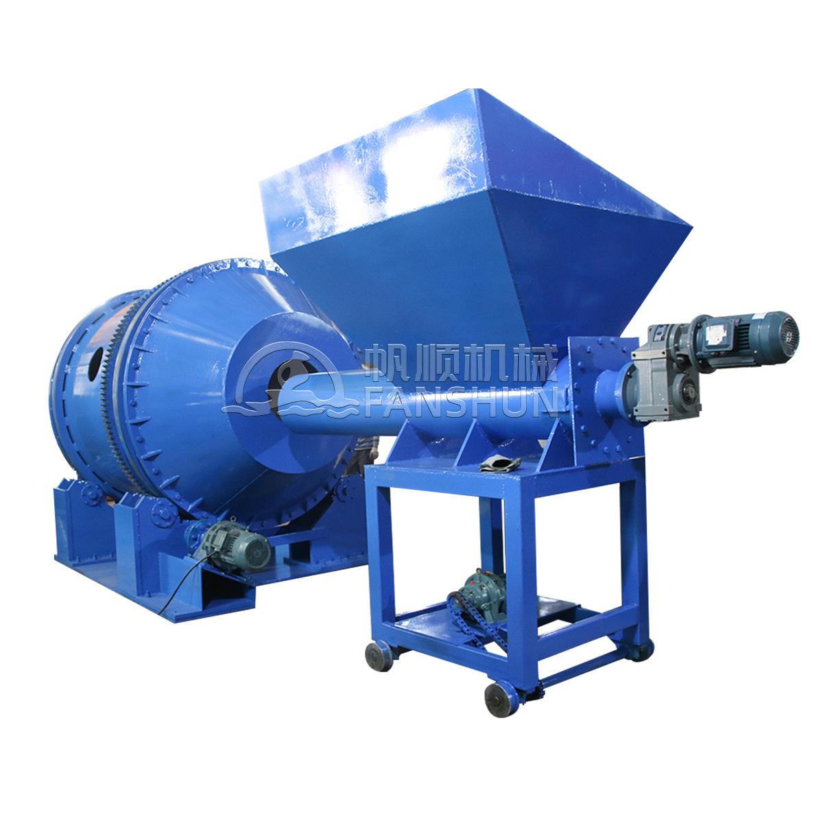 Copper Aluminum Lead Rotary furnace