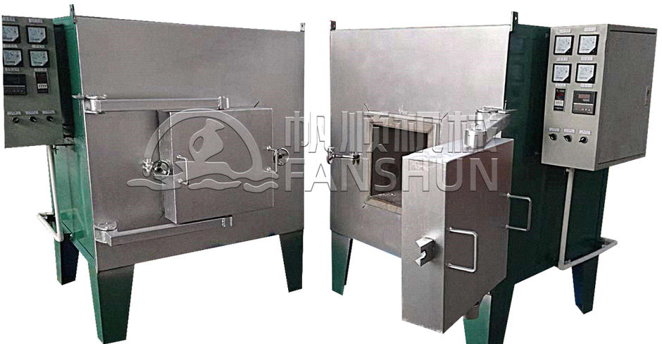 Resistance heating furnace