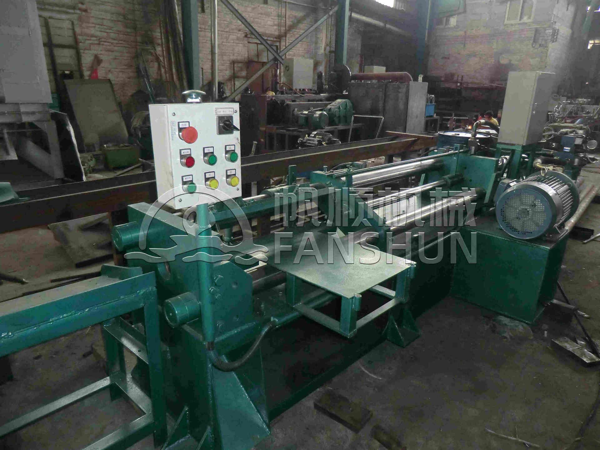 80mm X 800mm Push Peeling Machine