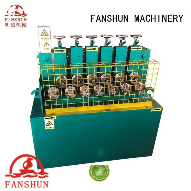 FANSHUN solid padlock machine manufacturer for copper production in factory