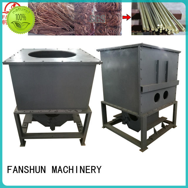 hot-sale copper manufacturing furnace for zinc in workhouse