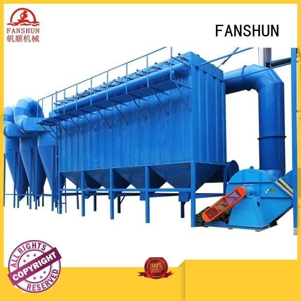 FANSHUN continuous brass sheet production line directly sale for bronze