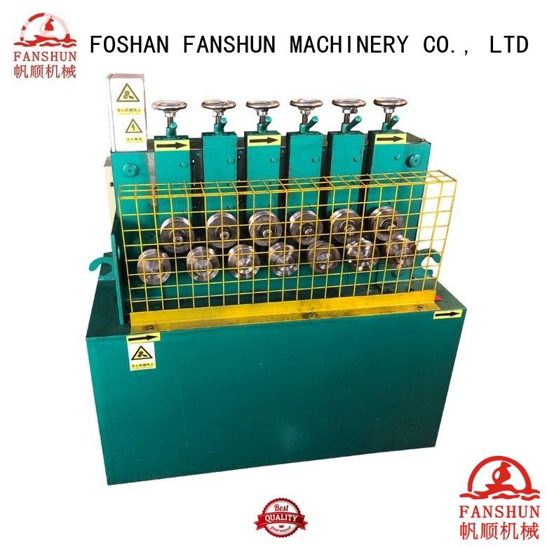 FANSHUN brass valve machine from China in factory