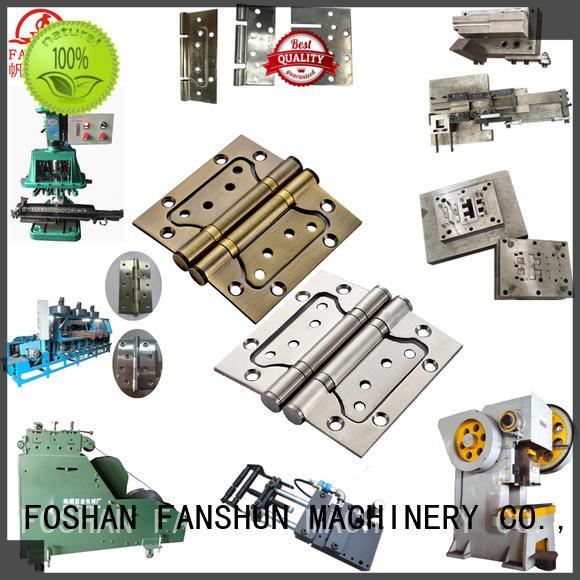 FANSHUN Brand line hinge machine flush door hinges