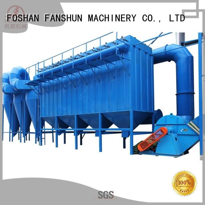 FANSHUN eco-friendly copper tube making machine directly sale in industrial park
