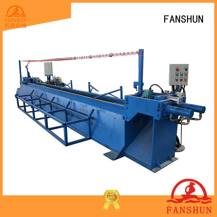FANSHUN new-arrival padlock production line in industrial park