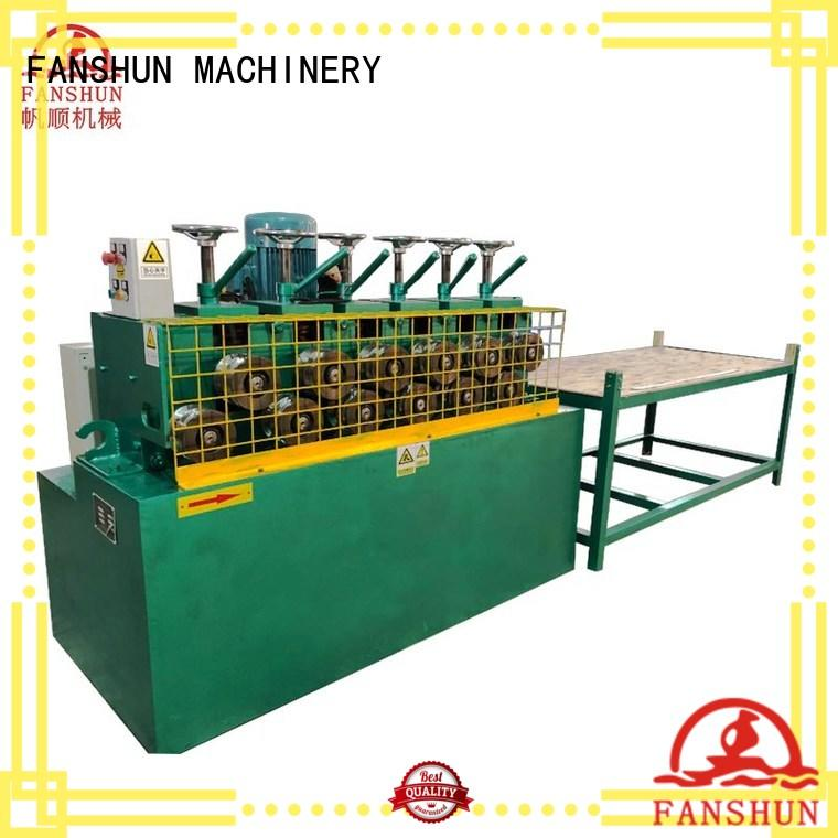 FANSHUN best brass extrusion machine for copper pipe in industrial park