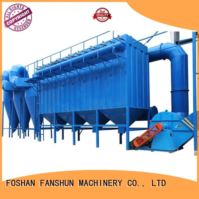 protection filter removing FANSHUN Brand hinges making machine supplier