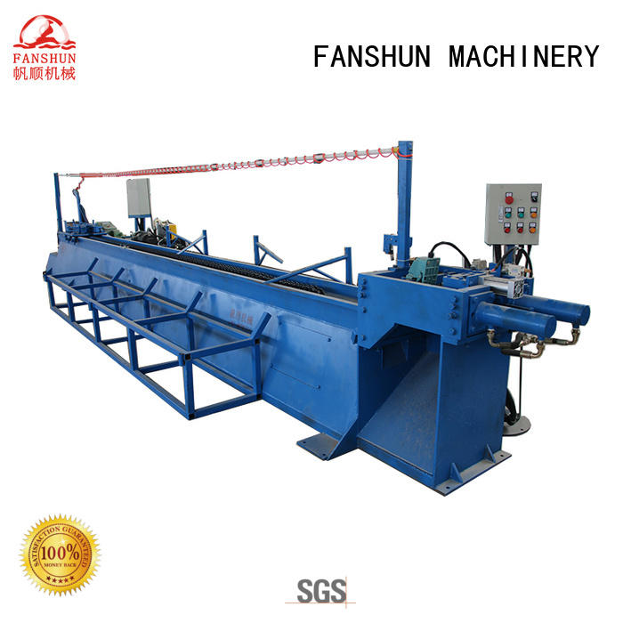 FANSHUN bag aluminum ingot casting equipment in workhouse