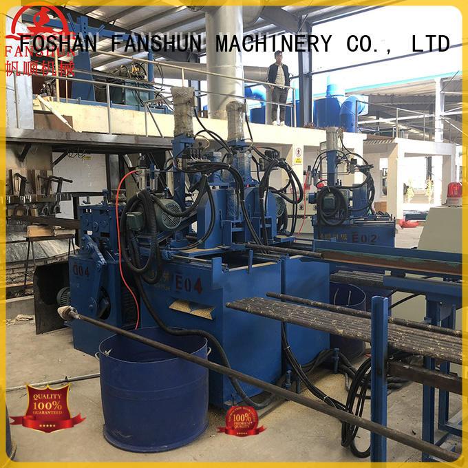 Hot ball valve forging machine continuous FANSHUN Brand