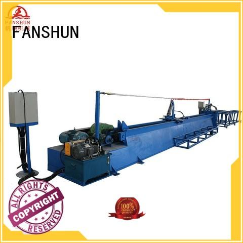 FANSHUN environmental dust collector filter China factory for gold