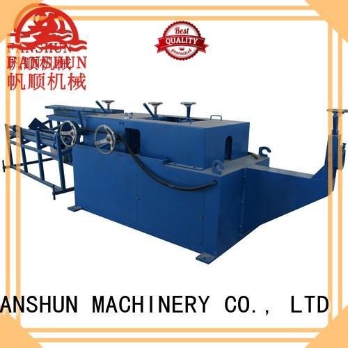 Hot tubes brass door hinge prduction line machines bars FANSHUN Brand