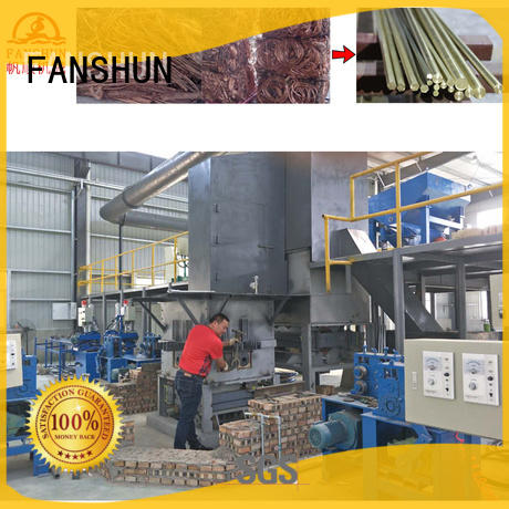 FANSHUN machine tube straightening machine great deal for copper