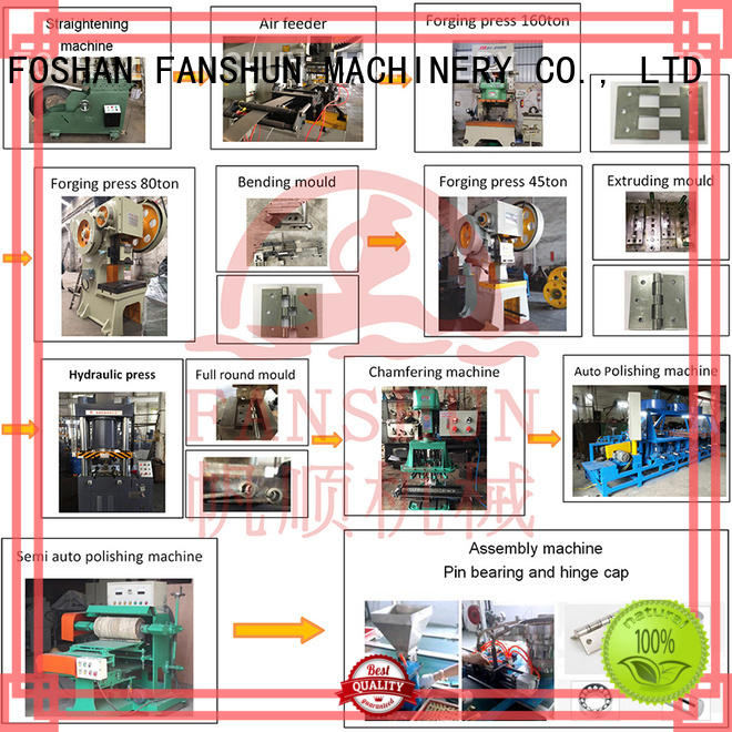 Hot door hinge machine equipment FANSHUN Brand
