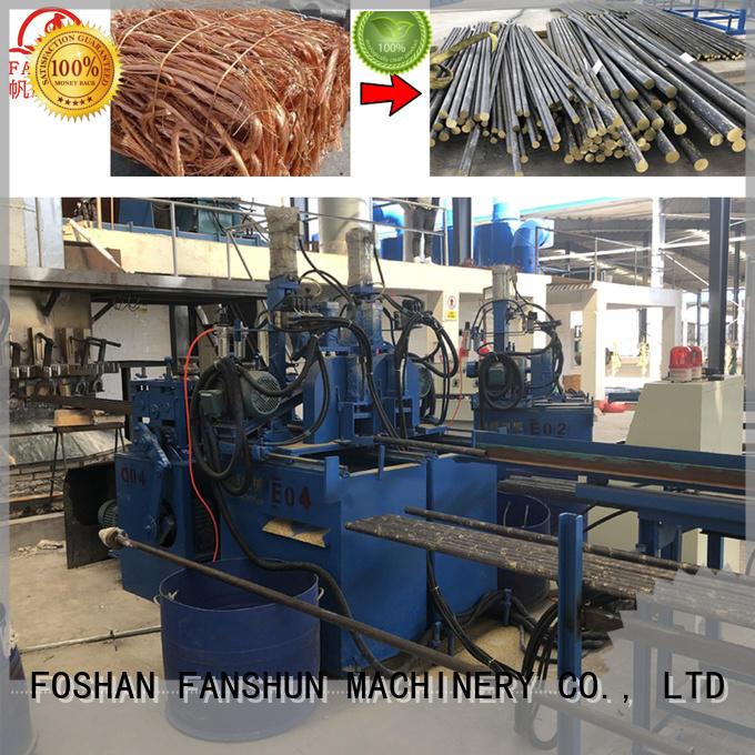 bronze production manufaturers copper production line FANSHUN