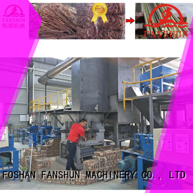 environmental horizontal continuous casting temperature export worldwide for gold