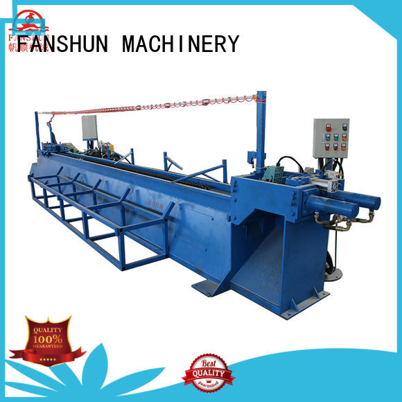 FANSHUN hexagon copper smelting furnace in different color in factory