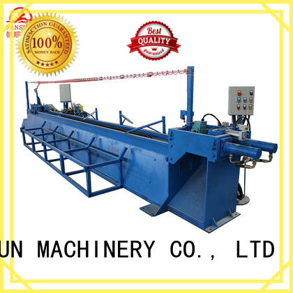 FANSHUN eco-friendly copper production line for bronze bar in industrial park