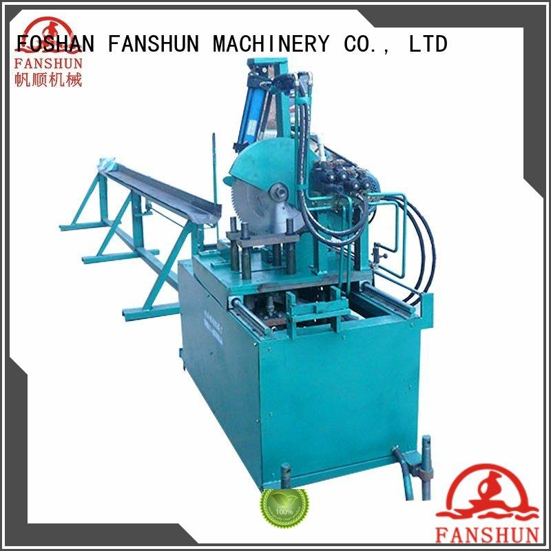 Hot aluminum die-casting machine price bar FANSHUN Brand