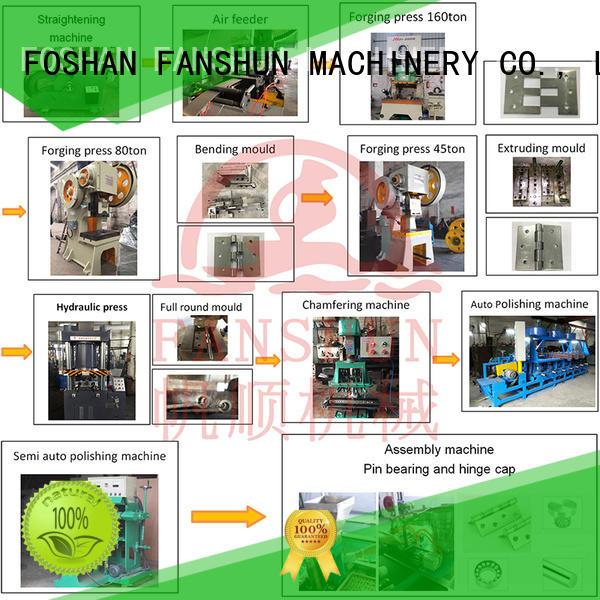 door hinge machine line hinges making machine bag company