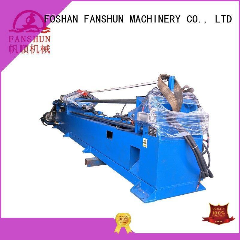 FANSHUN Brand push free peeling machine oxygen factory