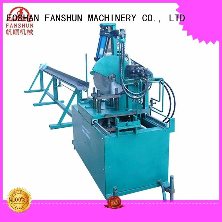 automatic aluminum die-casting machine price machine FANSHUN company